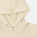 Мужская толстовка Norse Projects Ketel Light Brushed Ecru фото- 1