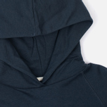 Norse Projects Ketel Light Brushed Men's Hoody Navy photo- 1