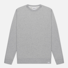 Мужская толстовка Norse Projects Vagn Classic Crew Light Grey Melange фото- 0