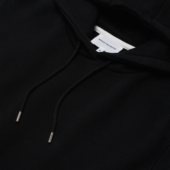Мужская толстовка Norse Projects Vagn Classic Hood Black