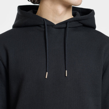 Мужская толстовка Norse Projects Vagn Classic Hood Black фото- 2