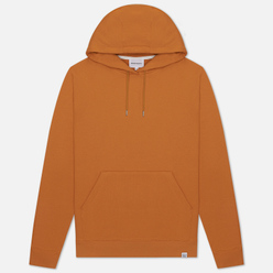 Мужская толстовка Norse Projects Vagn Classic Hood Cadmium Orange