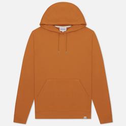 Мужская толстовка Norse Projects Vagn Classic Hood Cadmium Orange