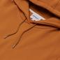 Мужская толстовка Norse Projects Vagn Classic Hood Cadmium Orange фото - 1