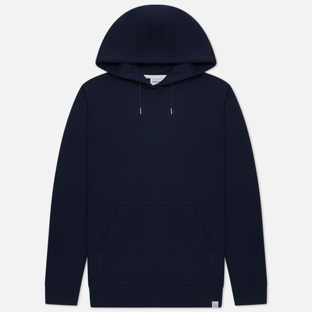 Мужская толстовка Norse Projects Vagn Classic Hood Dark Navy