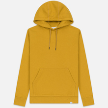 Мужская толстовка Norse Projects Vagn Classic Hood Montpellier Yellow фото- 0