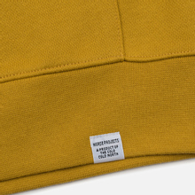 Мужская толстовка Norse Projects Vagn Classic Hood Montpellier Yellow фото- 4