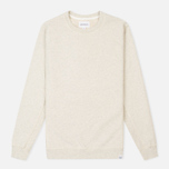 Мужская толстовка Norse Projects Vagn Dry Cotton Ecru фото- 0