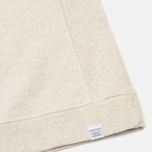 Мужская толстовка Norse Projects Vagn Dry Cotton Ecru фото- 3