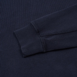 Мужская толстовка Norse Projects Vagn Dry Cotton Navy фото- 2