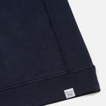 Мужская толстовка Norse Projects Vagn Dry Cotton Navy фото- 3