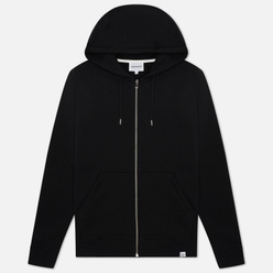 Мужская толстовка Norse Projects Vagn Zip Hood Black