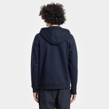 Мужская толстовка Norse Projects Vagn Zip Hood Dark Navy фото- 3