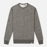 Мужская толстовка Norse Projects Vorm Cotton Wool Light Grey Melange фото- 0