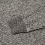 Мужская толстовка Norse Projects Vorm Cotton Wool Light Grey Melange фото- 2