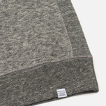 Мужская толстовка Norse Projects Vorm Cotton Wool Light Grey Melange фото- 3