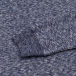 Norse Projects Vorm Cotton Wool Men's Sweatshirt Navy photo- 2