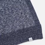 Norse Projects Vorm Cotton Wool Men's Sweatshirt Navy photo- 3