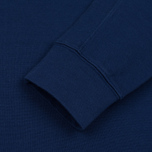 Мужская толстовка Norse Projects Vorm Mercerised Compound Blue фото- 2