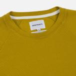 Мужская толстовка Norse Projects Vorm Mercerised Edge Yellow фото- 1