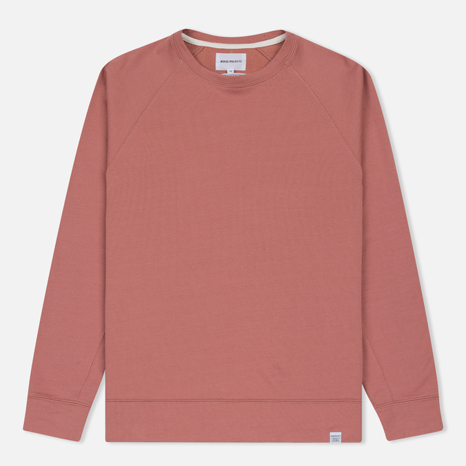 Мужская толстовка Norse Projects Vorm Mercerised Fusion Pink