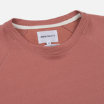 Мужская толстовка Norse Projects Vorm Mercerised Fusion Pink фото- 1