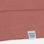 Мужская толстовка Norse Projects Vorm Mercerised Fusion Pink фото- 3