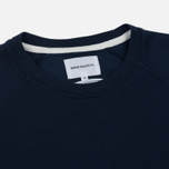 Мужская толстовка Norse Projects Vorm Mercerised Navy фото- 1