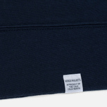 Мужская толстовка Norse Projects Vorm Mercerised Navy фото- 3