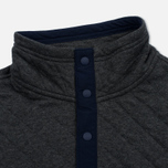 Мужская толстовка Patagonia Cotton Quilt Snap-T Forge Grey фото- 4