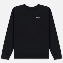 Мужская толстовка Patagonia P-6 Label Uprisal Crew Black фото- 0