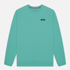 Мужская толстовка Patagonia P-6 Label Uprisal Crew Light Beryl Green