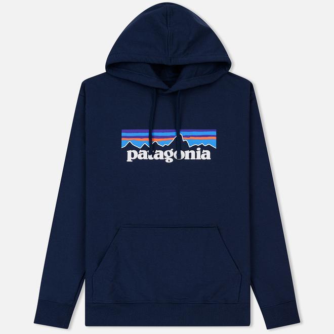 Мужская толстовка Patagonia P-6 Logo Uprisal Hoodie Classic Navy