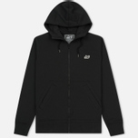 Мужская толстовка Peaceful Hooligan Core Hoodie Black фото- 0