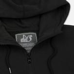 Мужская толстовка Peaceful Hooligan Core Hoodie Black фото- 1