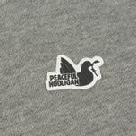 Мужская толстовка Peaceful Hooligan Core Hoodie Marl Grey фото- 2