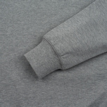 Мужская толстовка Peaceful Hooligan Eaton Crew Neck Marl Grey фото- 2