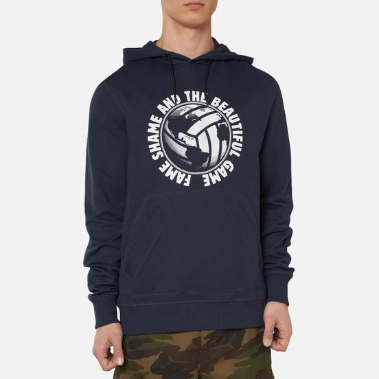 Мужская толстовка Peaceful Hooligan Fame Hoodie Navy