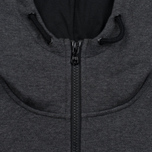 Мужская толстовка Peaceful Hooligan Lewis Hoody Marl Black фото- 3