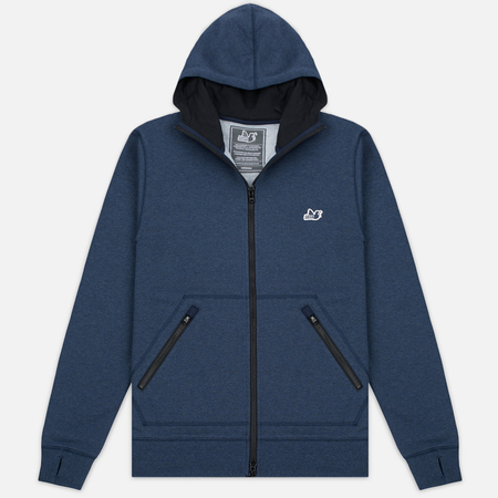 Мужская толстовка Peaceful Hooligan Lewis Hoody Marl Navy