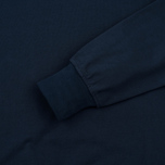 Мужская толстовка Peaceful Hooligan Light Zipped Nylon Ripstop Pocket Navy фото- 2