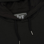Мужская толстовка Peaceful Hooligan O H Hoodie Black фото- 1