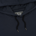 Мужская толстовка Peaceful Hooligan O H Hoodie Navy фото- 1