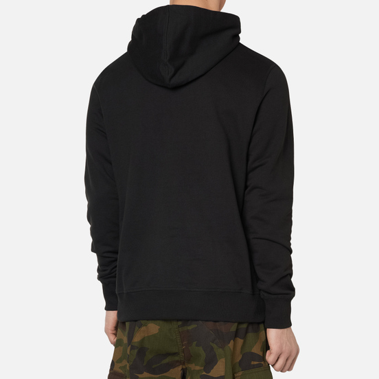 Мужская толстовка Peaceful Hooligan Outline Dove Hoodie Black