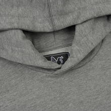 Мужская толстовка Peaceful Hooligan Outline Dove Hoodie Marl Grey фото- 1