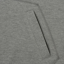 Мужская толстовка Peaceful Hooligan Outline Dove Hoodie Marl Grey фото- 4