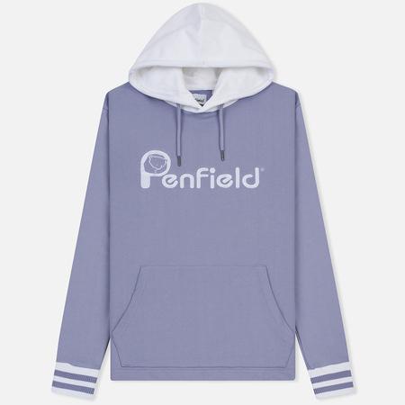 Мужская толстовка Penfield Allston Hoodie Persian Violet