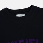 Мужская толстовка Penfield Brookport Black/Purple фото- 1