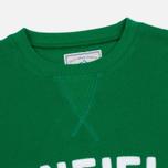 Penfield Brookport Men's Sweatshirt Green/White photo- 1
