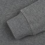 Мужская толстовка Penfield Brookport Grey/Black фото- 2